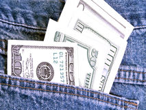 Full Pockets Stock Image