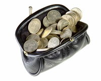 Full Purse Stock Images