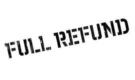 Full refund stamp Royalty Free Stock Image