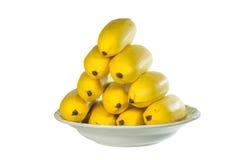 Full ripe banana Stock Photography