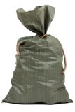 Full sack bag Royalty Free Stock Photo