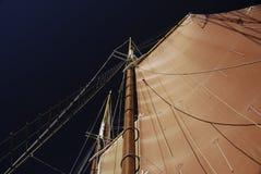 Full Sail Royalty Free Stock Image