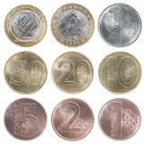 Full set Belarus coin Royalty Free Stock Photography