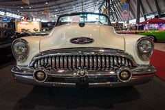 Full-size car Buick Super Convertible, 1953. Stock Photography