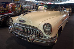 Full-size car Buick Super Convertible, 1953. Stock Photos