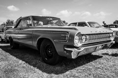 Full-size car Dodge Polara Royalty Free Stock Photography