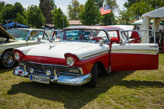 Full-size car Ford Fairlane 500 Royalty Free Stock Photography
