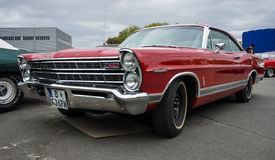 Full-size car Ford Galaxie 500 / XL Royalty Free Stock Image
