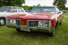 Full-size car Oldsmobile 88 Delmont Stock Image
