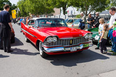 Full-size car Plymouth Belvedere (Third generation). Stock Images