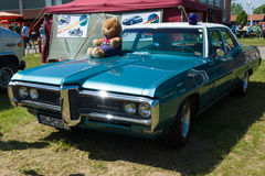 Full-size car Pontiac Catalina Stock Photos