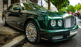 Full-size luxury car Bentley Brooklands, 2008 Royalty Free Stock Image
