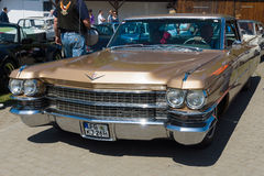 Full-size luxury car Cadillac Coupe de Ville Royalty Free Stock Image