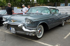 Full-size Luxury Car Cadillac Sixty-Two Coupe De Ville Stock Photos