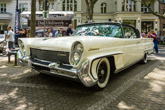 Full-size luxury car Lincoln Continental Mk III. Royalty Free Stock Images