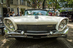 Full-size luxury car Lincoln Continental Mk III. Stock Photos