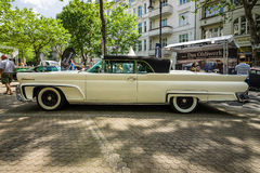 Full-size luxury car Lincoln Continental Mk III. Royalty Free Stock Image
