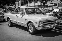 Full-size pickup truck Chevrolet C20 Stock Photo