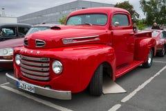 Full-size pickup truck Ford F1 (Ford Bonus-Built), 1948 Royalty Free Stock Photos