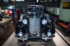 Full-size sedan Mercedes-Benz 260 D Pullman (W138), 1938 Stock Photo