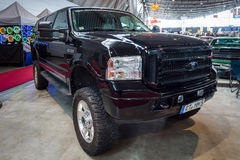 Full-size SUV Ford Excursion, 2005. Stock Photography