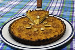 Full Squash Pie Royalty Free Stock Images