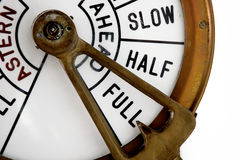 Full Steam Ahead Royalty Free Stock Images
