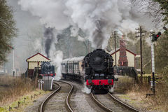 Full steam ahead Royalty Free Stock Image