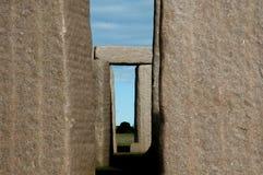 Full Stonehenge Replica. Esperance - Australia royalty free stock images