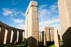 Full Stonehenge Replica. Esperance - Australia stock images