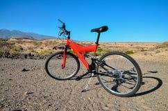 Full Suspension Mountain Bike Stock Image