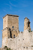 Full tower of Diosgyor fort Royalty Free Stock Photography