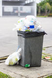 Full trash Stock Images