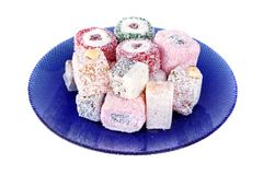 Full of Turkish Delight Stock Image