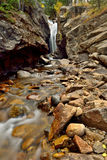 Full View of Chasm Falls - Vertical Stock Photo