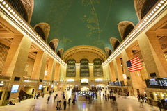 Full View of Grand Central Terminal New York Royalty Free Stock Photo