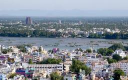 FULL VIEW OF SRIRANGAM TEMPLE CITY
