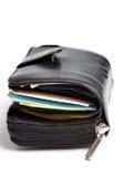 Full wallet Royalty Free Stock Photo