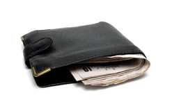Full Wallet Royalty Free Stock Photos