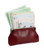 Full wallet. Stock Photography