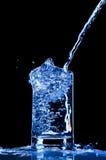 Full of water Stock Photo