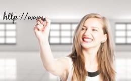 Free Full Website Address Stock Photography - 45600242