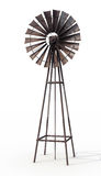 full windmill. For easy use in designs and layouts Royalty Free Stock Photos