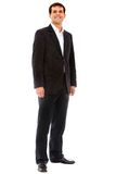 Fullbody businessman Royalty Free Stock Photography