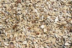 Fullframe background of wood chips. Fullframe background of wood chips Stock Image
