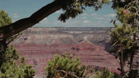 FullHD shot of the Grand Canyon Stock Image