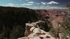 FullHD shot of the Grand Canyon Royalty Free Stock Image