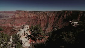 FullHD shot of the Grand Canyon stock video footage
