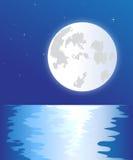 fullmåne Royaltyfria Foton