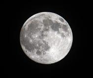 fullmåne Royaltyfri Foto